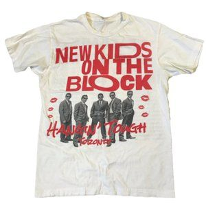 New Kids On The Block The Package Tour T-Shirt S